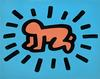 KEITH HARING - RADIANT BABY